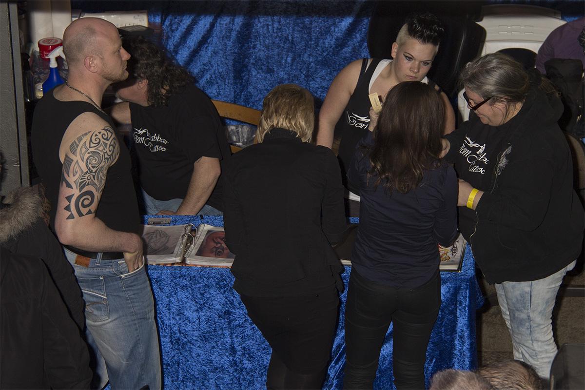 Tattoo convention uelzen