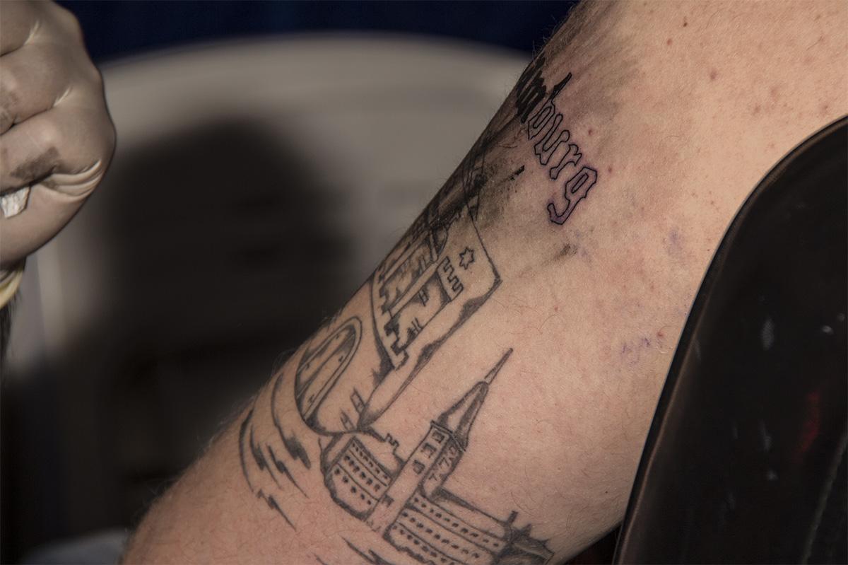 Tattoo studio kleve