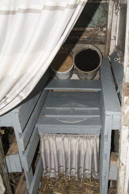 Das Kompostklo