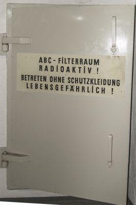 Zivílschutzanlage Hochbunker